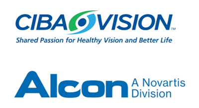 Ciba Vision Contact Lenses  - North Lakes Optometrist Eye to Eye Optometry