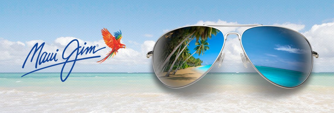 Maui Jim Sunglasses  - North Lakes Optometrist Eye to Eye Optometry